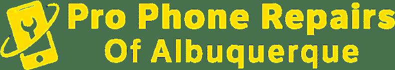 Pro Phone Repairs of Albuquerque new footer logo