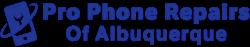 Pro Phone Repairs of Albuquerque new logo